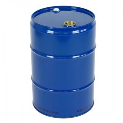 Plechový sud se zátkou 60 litrů