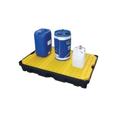 Záchytná vanička pro práci s kapalinami (záchytný objem 20 až 100 litrů)