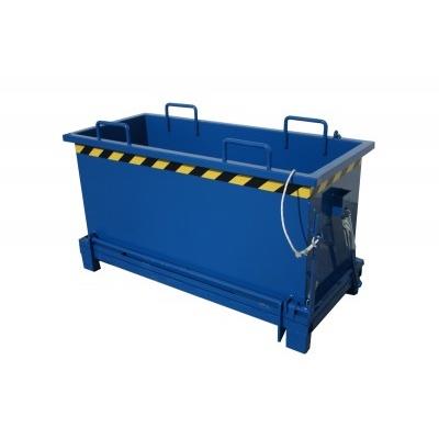 Výklopný kontejner VRDC - 500 l se spodním výsypem  (vyklápění lankem)