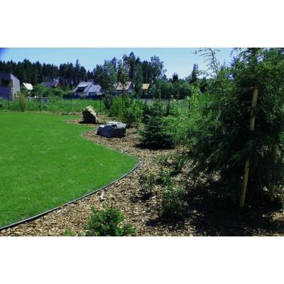 Zahradní obrubník GARDEN DIAMOND 10 m hnědý