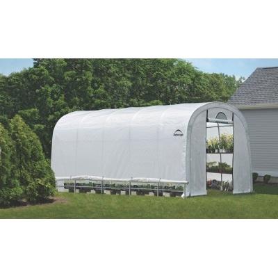 Plachtový skleník SHELTERLOGIC 3,7 x 6,1 m - 41 mm - 70592EU