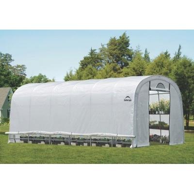 Plachtový skleník SHELTERLOGIC 3,7 x 7,3 m - 41 mm - 70593EU