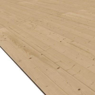 Dřevěná podlaha KARIBU MERSEBURG 5 (54195)