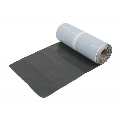 Střešní ALU-bitumen krytina STŘÍBRNÁ 1x5m