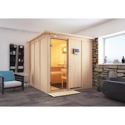 Finská sauna KARIBU RODIN (75730)