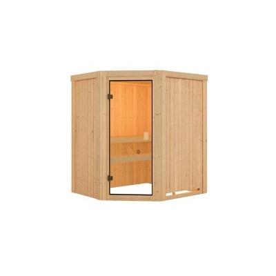 Finská sauna KARIBU FAURIN (6190)