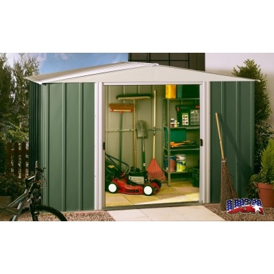 Zahradní domek ARROW DRESDEN 108 zelený